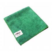Салфетка из микрофибры 40*40см 240г (зеленый)