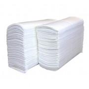Бумажные полотенца листовые Lime Z сложения 1 слойные 250 шт Система H2, 20шт/упак
