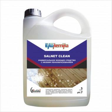 Фото SALNET CLEAN Универсальное нейтральное моющее средство с низким пенообразованием 5 л