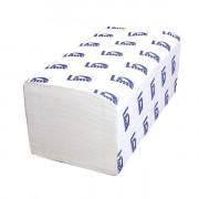 Бумажные полотенца листовые Lime 2 слойные 200 шт Система H3, 20шт/упак