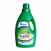 SALNET CLEAN Универсальное нейтральное моющее средство с низким пенообразованием 0.95л 1/12