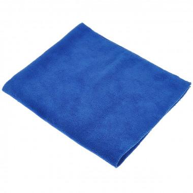 Фото Салфетка из микрофибры 50*60см, 220гр (синяя) 1уп/1шт