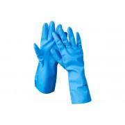 Перчатки Proff Comfort, голубые, размер L