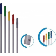 Ручка-палка для флаундера 140 см серая