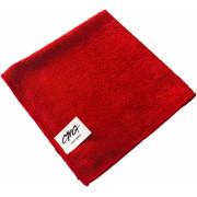 Салфетка из микрофибры 40*40см 240г (красный)