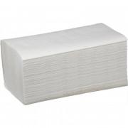 Бумажные полотенца листовые Z сложения 2 слойные 200 шт Система H3, 21шт/упак