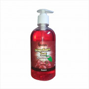 SOAP FOAM Lux Жидкое крем-мыло ВИШНЯ 0,5л 1/20