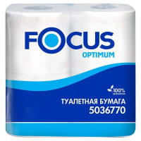 Т/бумага FOCUS Optimum 2-сл, 22м 1/4