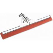 Сгон для пола 55 см стальной, без рукоятки, губчатый, красный