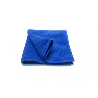 Фото Салфетка из микрофибры 40*40см, 220г (синий)