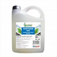 SOAP FOAM Lux Жидкое крем-мыло 5 л svb 1/4
