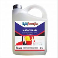 Magic Hand Средство для мытья пола 5 л ПЭТ