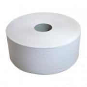 Туалетная бумага в рулоне 1 слойная, 480 м светло-серая, в коробке 6 рулонов