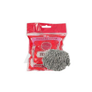 Мочалка металлическая TEXTOP 40 гр, в упаковке 1шт
