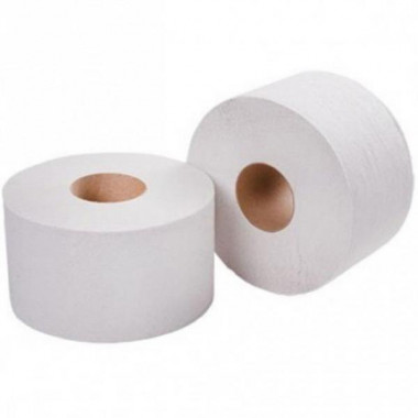Фото Туалетная бумага в средних рулонах MIDI1 180м, упаковка 12 рулонов