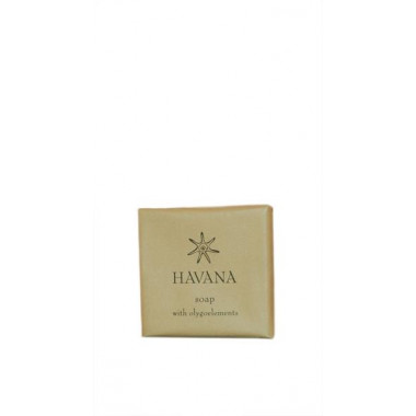 Фото Havana мыло 20 гр в бумажной обертке