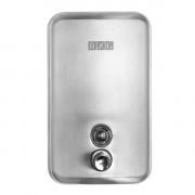 Дозатор для жидкого мыла BXG-SD-Н1-1000М нержавеющая сталь, хром 1000 мл