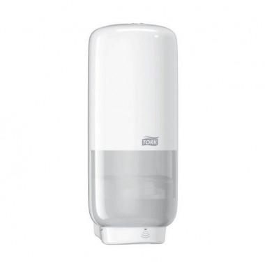 Фото Tork Диспенсер сенсорный для мыла-пены S4, белый