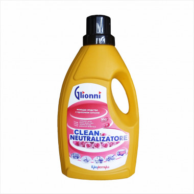 Фото Clean Neutralizator Моющее средство для полов и стен, универсальное 0,95л 1/12