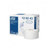 Т/бумага Tork Premium в мини рул. 2-сл,170 м 1/12