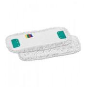 Моп TTS с держателями, полиэстер-хлопок, 40 см, белый