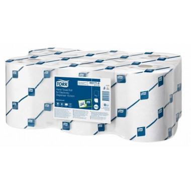 Фото Бумажные полотенца в рулонах TORK 2 слойные белый 143м , 6 шт/упак