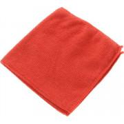 Салфетка из микрофибры 50*60см, 220гр (красная) 1уп/1шт