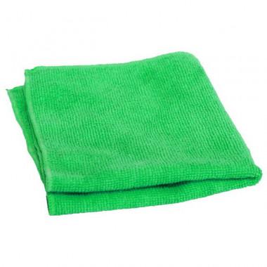 Фото Салфетка из микрофибры 50*60см, 220гр (зеленая) 1уп/1шт