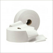 Туалетная бумага в средних рулонах MIDI2 150м, упаковка 12 рулонов