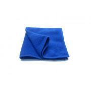 Салфетка из микрофибры 30*30см, 220г (синий) 1/300