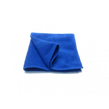 Фото Салфетка из микрофибры 30*30см, 220г (синий) 1/300